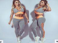 Musa fitness, Luciane Hoepers posa para catálogo de moda fitness. 26720.jpeg