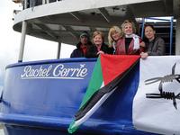 Estamos todos com MV Rachel Corrie