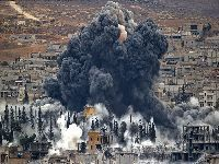 Autoridades sírias encontram armas, órgãos e prendem espiões treinados pelos EUA. 33723.jpeg