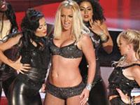 Fracasso do retorno de Britney Spears