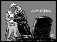 Fundo do poço: Israel foi parceiro até do Apartheid
