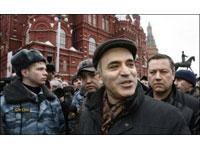Oposição russa denuncia as eleições presidenciais