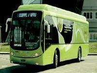 Ônibus movido a hidrogênio é lançado no Rio de Janeiro