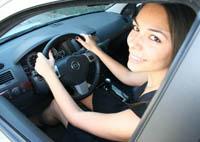 70% de mulheres têm medo de dirigir