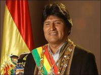 Morales: Crise causada por políticas de privatização de recursos