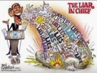 Obama mente, mente, mente: Nunca existiu