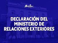 Condenação firme e absoluta da fraudulenta qualificação de Cuba como Estado patrocinador do terrorismo. 34740.jpeg