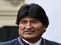 Evo Morales afirma que Trump é 'a pior ameaça para a humanidade'. 28741.jpeg