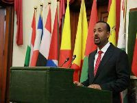 Agitadores não deterão reformas: diz líder etíope. 29741.jpeg