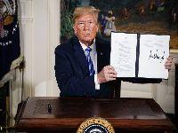 Rompimento do acordo nuclear com o Irão pelos EUA. 28742.jpeg