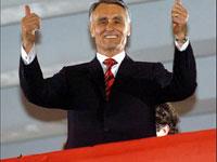 Cavaco Silva dirige uma mensagem de felicitações ao novo Presidente da Rússia