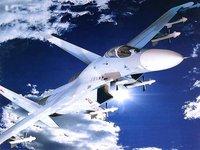 Su-27 dá lições ao Pentágono