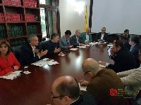 Colômbia: Conclusões da reunião com o senhor Presidente da República. 27751.jpeg