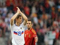 Pavlyuchenko marca primeiro golo na Inglaterra