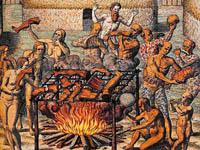 Primeiro caso de canibalismo registrado em Portugal