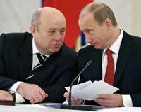 Putin admite a demissão  do  Governo