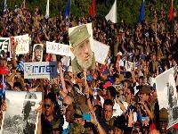 Cuba comemora 58 anos de revolução. 25762.jpeg