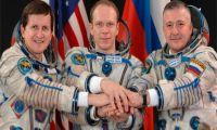Foguete russo Soyuz lançou quinto turista espacial