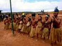 Brasil: Lideranças indígenas firmam compromisso com o governo