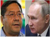 Bolívia destaca cooperação econômica e de saúde com a Rússia. 34770.jpeg