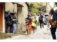 Operação Saturação ataca o tráfico de drogas na favela da Zona Sul