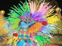 Destaques da escola de samba Vai-Vai comemoram o campeonato e o retorno no desfile das campeãs. 32773.jpeg