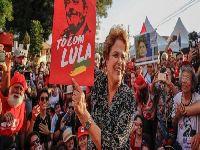 Dilma: Lula está preso porque encarna a ideia de que outro Brasil é possível. 31777.jpeg