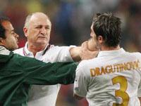 EURO 2008: Dia negativo para Portugal, Scolari e Rússia