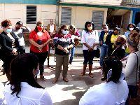 Destacado papel das mulheres cubanas no confronto com Covid-19. 34778.jpeg