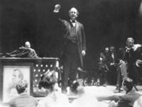 William Jennings Bryan: Foi 3 vezes candidato para o Partido Democrático