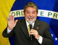 Lula se encontra com Chàvez e presidentes da Bolívia e Equador