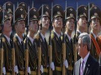 Negociações de alto nível Rússia-Arménia no Kremlin