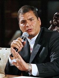 Equador vive fase de transição após constituição ser aprovada