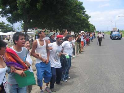 Base de Manta: território volta para o povo do Equador
