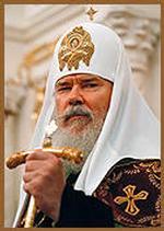 Mensagem do patriarca da Igreja Ortodoxa Russa (IOR), Alexi II por ocasião da Páscoa