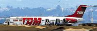 Aviões se chocaram com asas em Congonhas