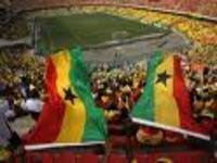 Gana: surpresa maravilhosa