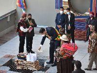 Bolívia comemora 12 anos do Estado Plurinacional. 34788.jpeg