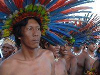 Indígenas na metrópole, sinal de que outro modo de vida é possível. 26794.jpeg