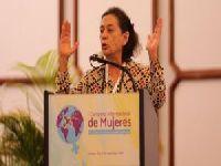Congresso Internacional de Mulheres defende a paz e a solidariedade com Venezuela. 31795.jpeg