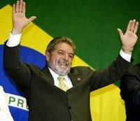 Lula e presidentes latinos acordam sobre aviação e agricultura