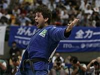 Mundial de Judô: Brasileiro Luciano Corrêa conquista a medalha de ouro
