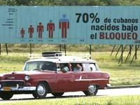 Intelectuais de 30 países exigem o fim do bloqueio a Cuba