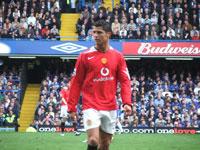 Cristiano Ronaldo diz que ainda não está recuperado das dores no tornozelo direito