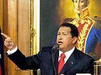 Chavez pode visitar Rússia em julho