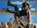 Americano naturalizado russo ganha o Eurobasket  para a Rússia