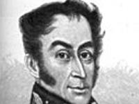 La española ocupante del sillón de Bolívar