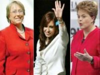 Os desafios e semelhanças das três presidentas da América do Sul. 19812.jpeg