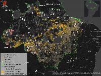 Relatório do ISA denuncia na ONU risco elevado de genocídio de povos indígenas isolados. 32812.jpeg