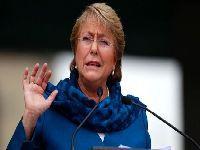 Bachelet pede perdão aos mapuches em nome do Estado chileno. 26816.jpeg
